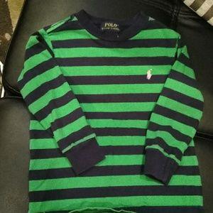 Polo shirt size 2t